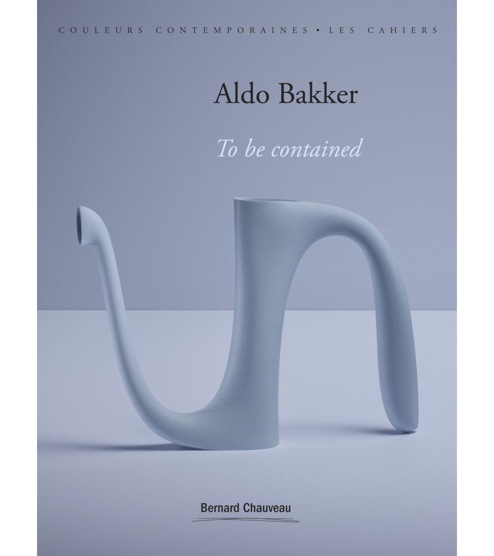Aldo Bakker à Sèvres - To Be Contained