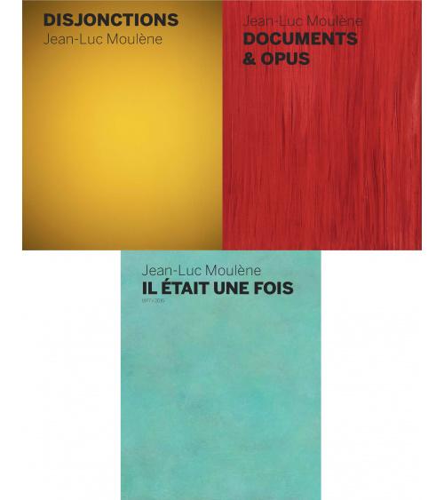 Jean-Luc Moulène, Coffret