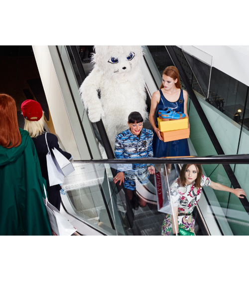 Philippe Jarrigeon - Grand Magasin (Department Store) - limited edition - photography