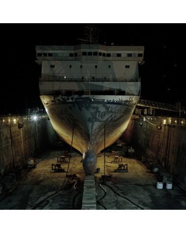Lucile Chombart de Lauwe - Port de Marseille