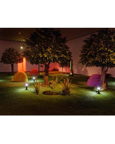 Antoine Catala - Jardin synthétique à l'isolement