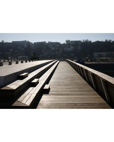 Tirage de tête - Un pont à Billancourt
