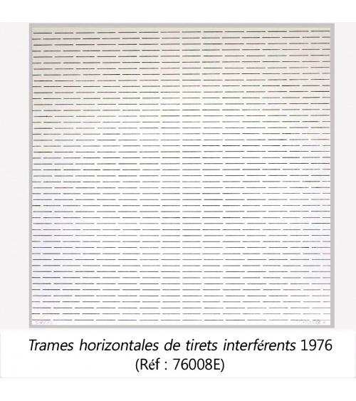 François Morellet - Estampes originales (1976)