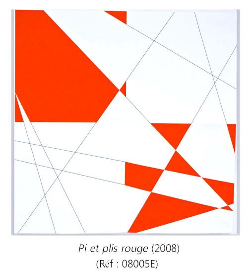 François Morellet - Estampe originale (2007)
