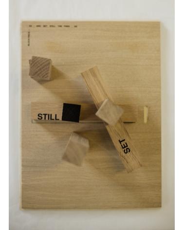 Peter Downsbrough - Block Pieces