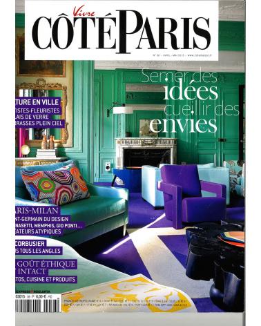 Cher Corbu - Côté Paris (avril-mai 2015)