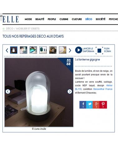 Atelier BL119 - Elle (mai 2014)
