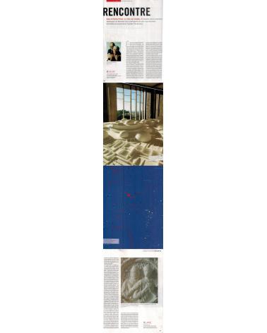 Anne et Patrick Poirier - La Gazette Drouot (29.11.13)