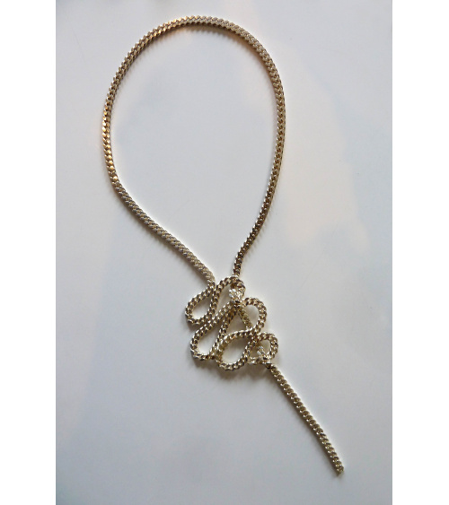 David Dubois - Chain necklace