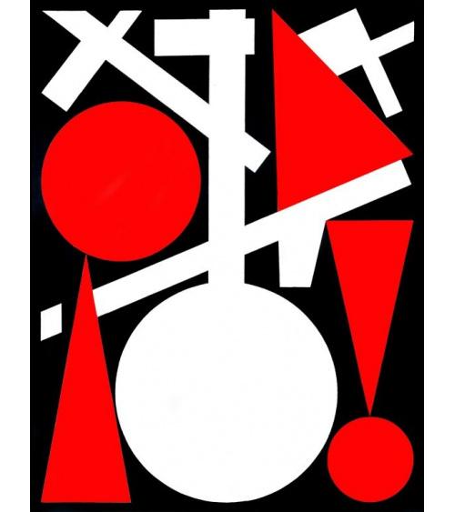 Auguste Herbin - édition limitée - sérigraphie originale