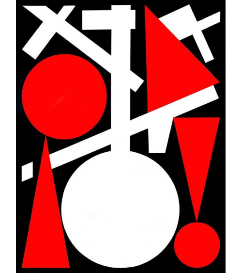 Auguste Herbin - édition limitée - sérigraphie et livre