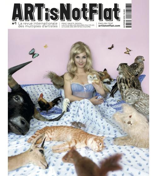 Art is not flat - Arik Lévy et Françoise Pétrovitch