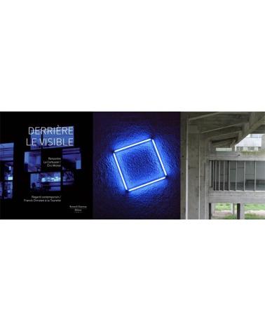 Derrière le visible - Eric michel / Franck Christen