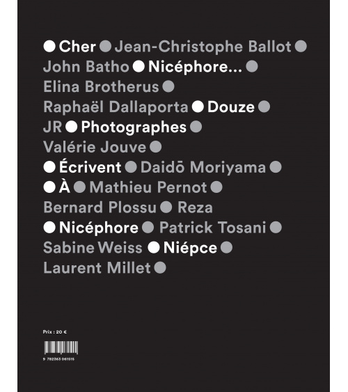 Cher Nicéphore...