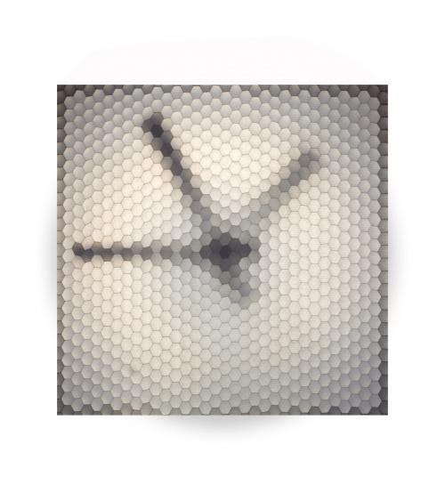 "François Azambourg  - ""Pixel"" Clock"