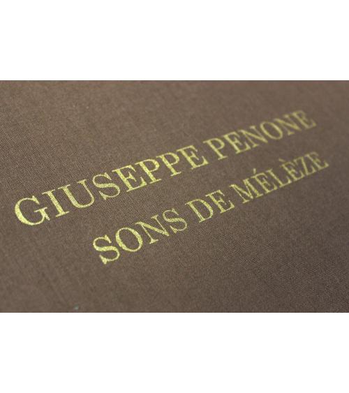 Giuseppe Penone - Sons de Mélèze
