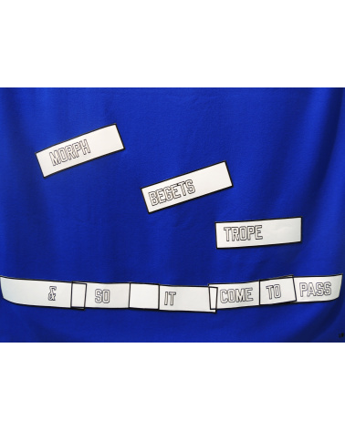Lawrence Weiner - Form of Difficulty