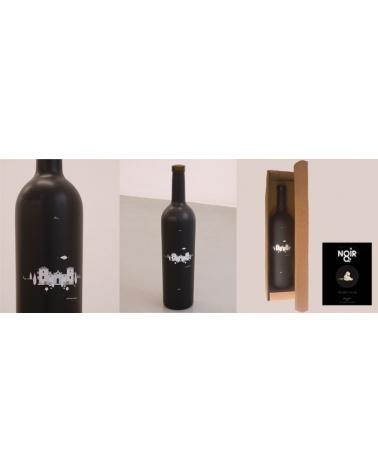 Philippe Favier - Noir - bouteille -  édition limitée - Château Double