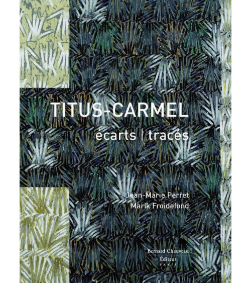 Titus-Carmel - écarts / tracés