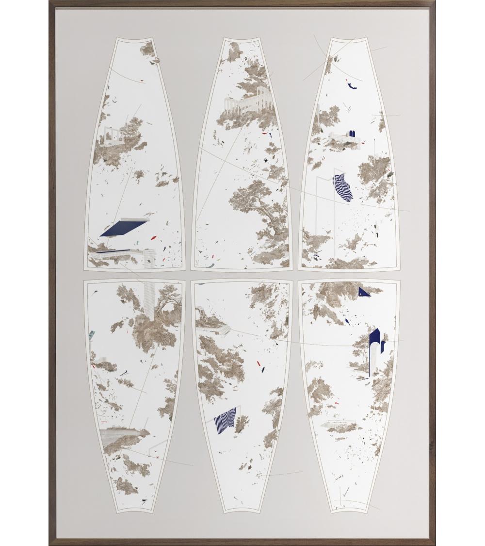 Les Particules mécaniques - Claire Trotignon