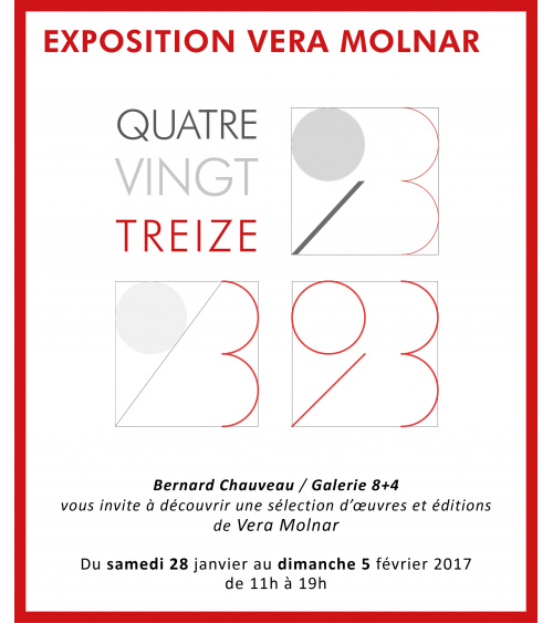 Exposition Vera Molnar