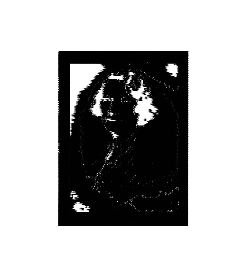 Véra Molnar - Portrait de ma mère