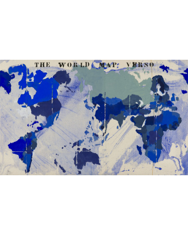 Julie Polidoro - The World Map Verso