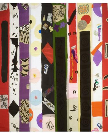 Jackie Matisse - Jeux d'espace