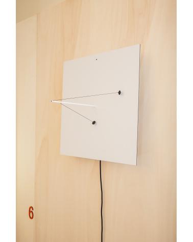 "Bastien Mairet - ""Time on Hold"" clock"