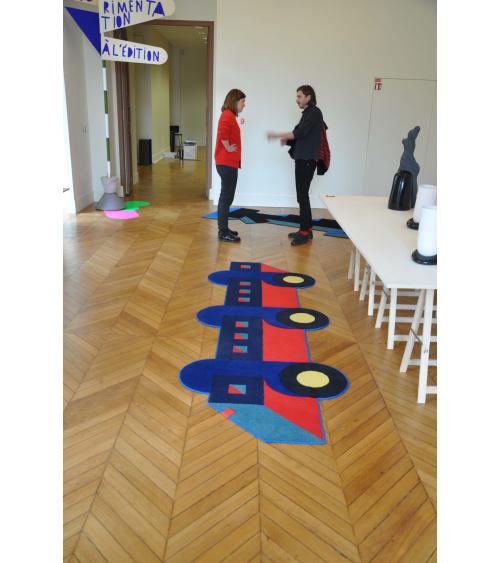 Sylvain Debelfort - Moc Moc Moc Carpet