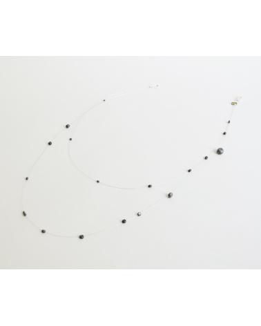 Pierrette Bloch - Necklace (two rows)