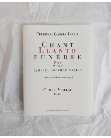 Claude Viallat - Chant Funèbre