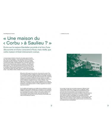 La Maison Bandelier - André Wogenscky à Saulieu