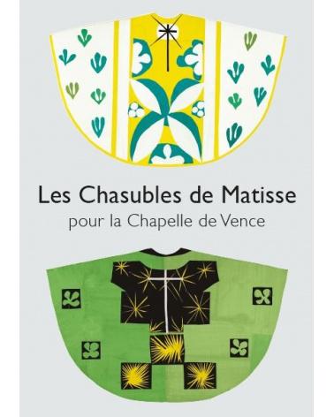 Les Chasubles de Matisse pour la Chapelle de Vence