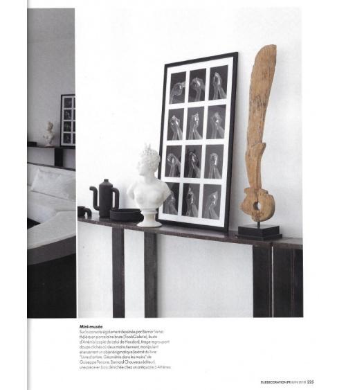 Vera Molnar in Beaux-Arts Magazine n.401