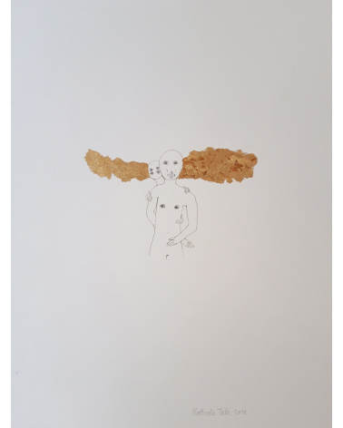 Nathalie Talec / Chamanic Apparition