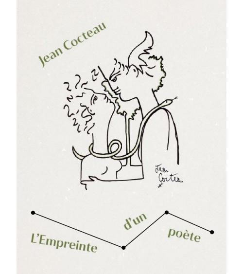 L'empreinte d'un poète / Jean Cocteau