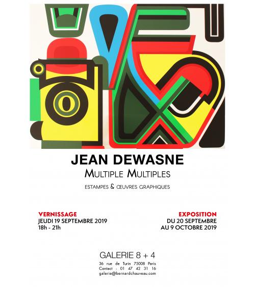 Jean Dewasne / Multiple Multiples