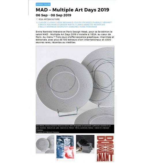 MAD - Multiple Art Days 2019