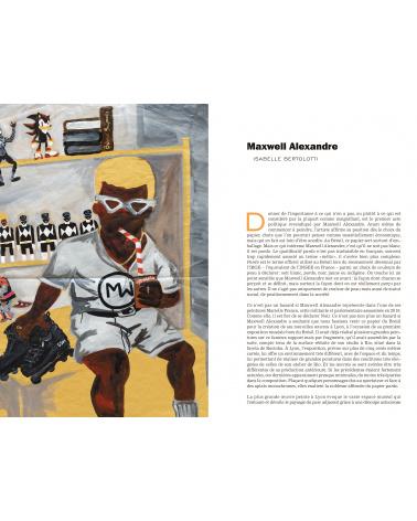 Maxwell Alexandre - Pardo é papel
