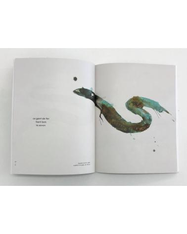 Lionel Sabatté et Éric Chevillard / Chimères de rouille et de poussière