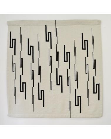 Vera Molnar/ 30 lignes brisées