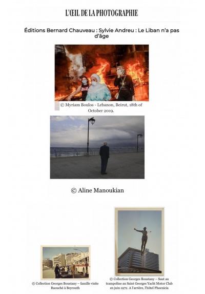 Le Liban n'a pas d'âge - L'Œil de la photographie