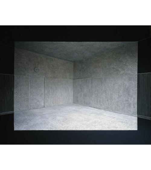 Georges Rousse - Architectures - édition limitée - Oberhausen, 1996