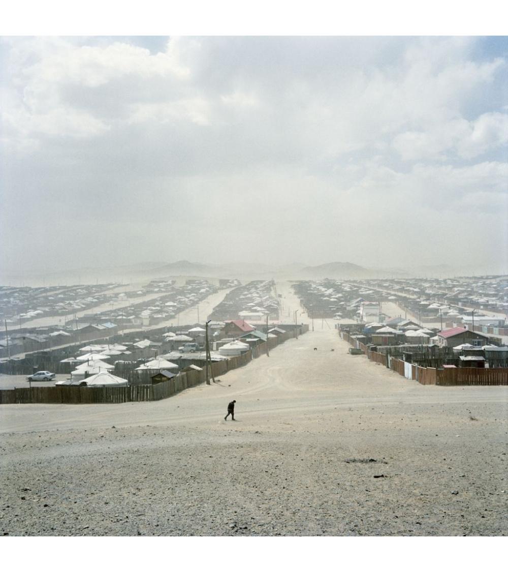 La Mongolie au fil du présent - édition limitée - Lucile Chombart de Lauwe