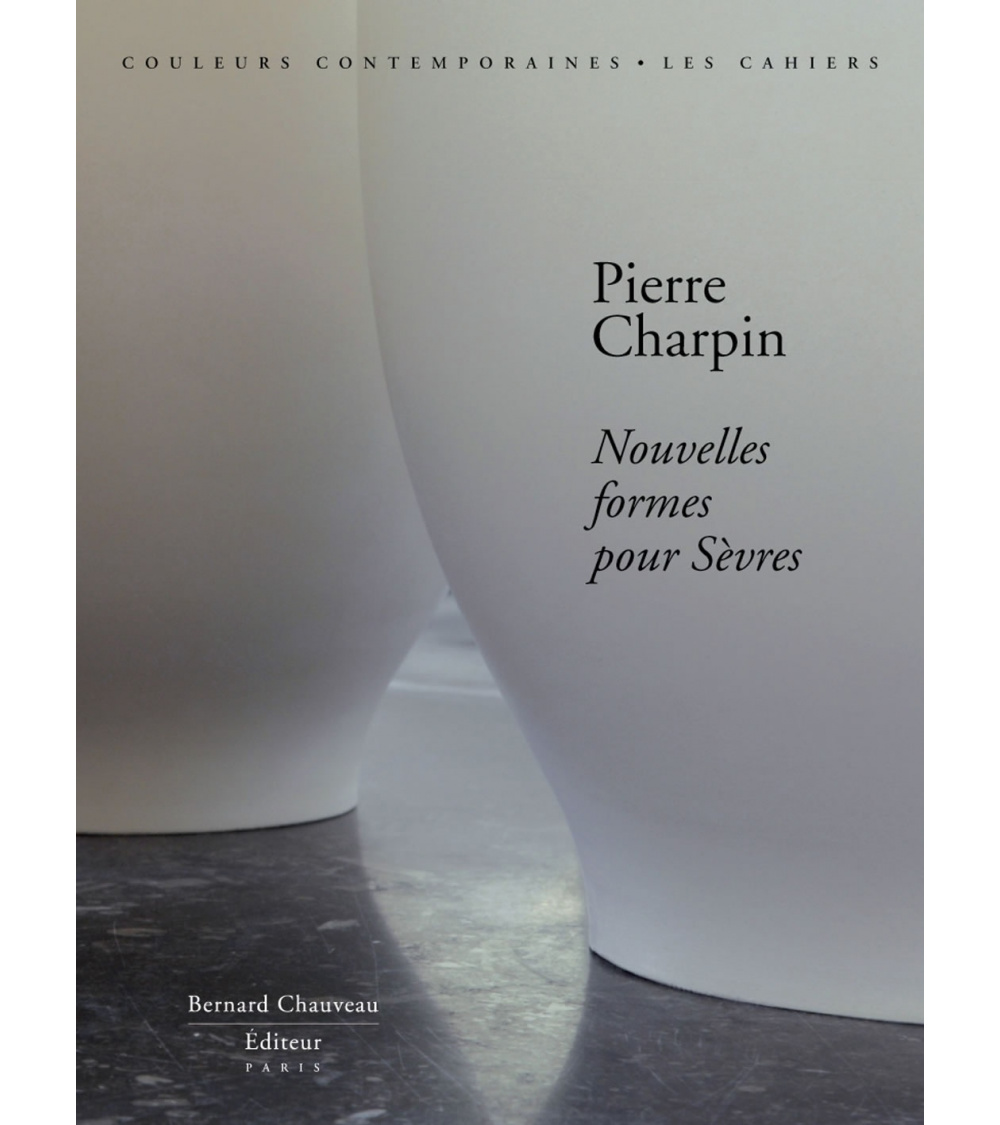 Pierre Charpin - New shapes for Sèvres