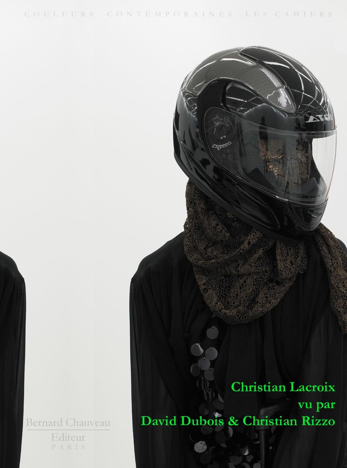 christian lacroix vu par david dubois et christian rizzo - bernard