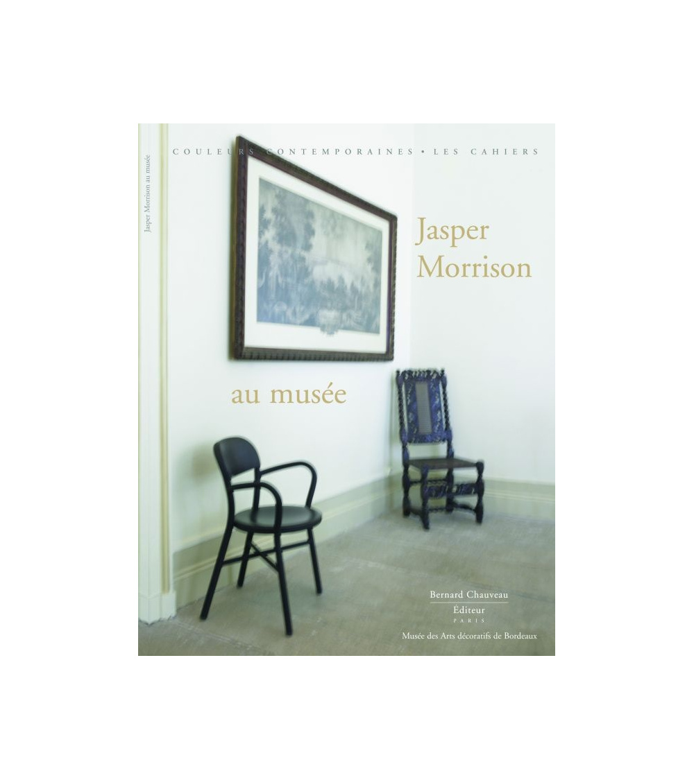Jasper Morrison at the museum