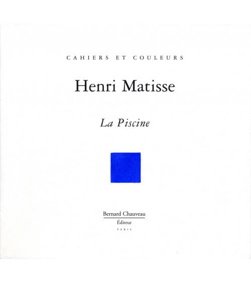 Henri Matisse - The Swimming Pool