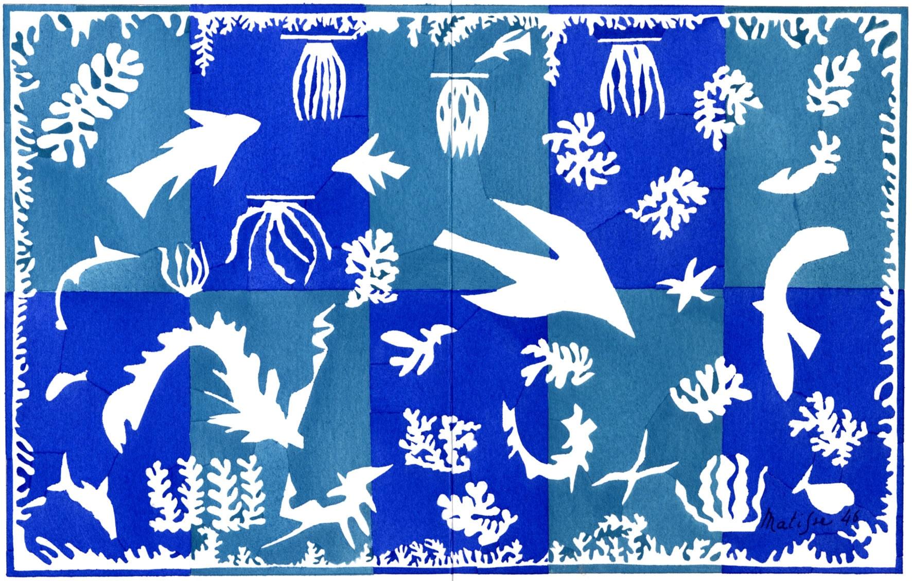 Henri Matisse - Polynesia - Bernard Chauveau Editeur